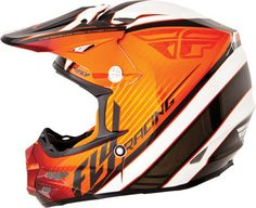 Fly Racing F2 Carbon Fastback Graphic Motocross Helmet 2015