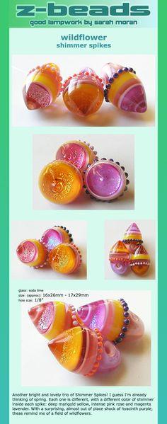 beads by Sarah Moran