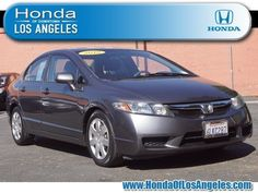 Find pre-owned vehicles and used cars in Los Angeles! Sort by year, make, price and more. Click here for used cars at Honda of Downtown Los Angeles.