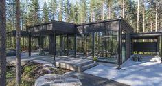 Hirsitalo Villa Black