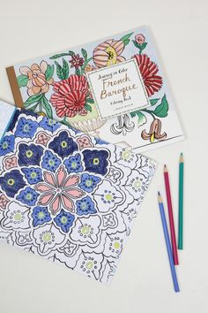 12 New Grown Up Coloring Books Youll Love