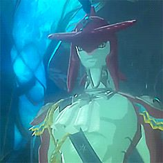 """kagurras: """"Favorite people/things in Breath of the Wild: ↳ SIDON the Zora Prince """" Prince Sidon, Evil Demons, Phone Themes, Legend Of Zelda Breath, Demon King, Breath Of The Wild, Cinnamon Rolls, Breathe, Character Art"""