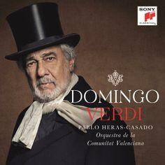 """""""Verdi"""" de Plácido Domingo. Por primera vez, Plácido Domingo graba un álbum completo (tiutulado Verdi) como barítono y las arias más emblemáticas de Verdi (Rigoletto, La traviata y Simon Boccanegra). Después de haberlas cantado de tenor, Domingo explora los caracteres más oscuros y profundos de la obra de Verdi. """"Verdi es un grande de la música """" dice Plácido Domingo. Para mí, 2013 significa una celebración especial, un homenaje y un acto de amor hacia Verdi"""". ÓPERA"""