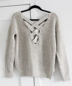 need this sweater