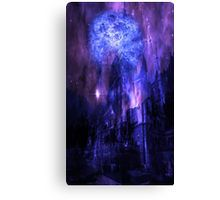 Through the Mists of Time Canvas Print