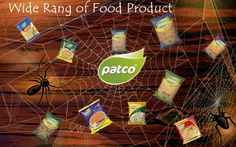 Wide rang of Patco Food Products http://patcofood.com/