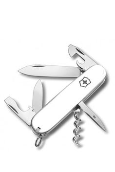 GOOD AS GOLD — VICTORINOX Classic Swiss Army Knife, white  http://www.goodasgold.co.nz/collections/victorinox