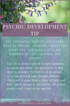 As your psychic abilities develop, it's normal have questions. So I'm answering 12 FAQs in detail about fear, clairsentience, clairvoyance, and more. Spiritual Enlightenment, Spiritual Path, Spiritual Guidance, Spiritual Awakening, Spirituality Art, Spiritual Quotes, Psychic Empath, Intuitive Empath, Empath Abilities