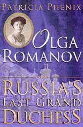 Image result for grand duchess olga alexandrovna