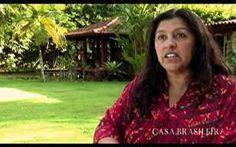 Regina Casé fala sobre a construção de sua casa de Mangaratiba