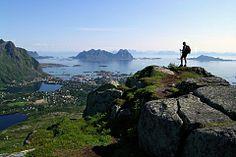 Wandern und Radfahren in Norwegen - Top-Tipps für Outdoorer bei outdoor-magazin.com