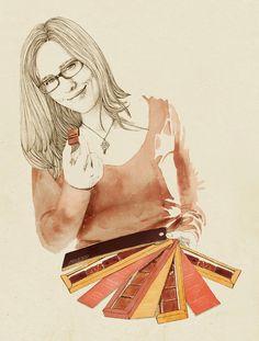 Elodie Nadreau(Ëlodie)... | Kai Fine Art