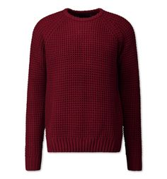 Functionimage view Pullover in dunkelrot