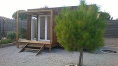 Best bureau de jardin images garden office