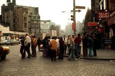 Shots of Greenwich Village and NYC in the 1970's  http://artnectar.com/2010/02/1970s-new-york-city-in-pictures/