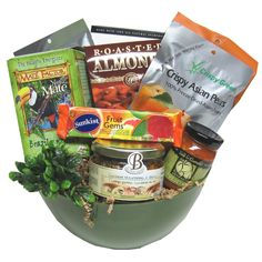 Vegan Gift Baskets