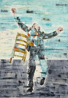 Nicky Nodjoumi - Artists - Taymour Grahne
