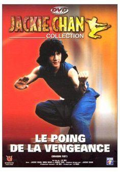 Le Poing de la vengeance - Jackie Chan, Nora Miao, James Tien - Neuf