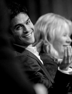love his smile.♥