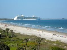 Vote for the best beach town in Florida - Cocoa Beach Cocoa Beach Florida, Cape Canaveral, Beach Vacation Rentals, Sunshine State, Beach Town, East Coast, Great Places, Island, Travel