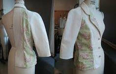 Image result for how to drape a collar