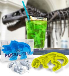 Dinosaur Party Ice Cube Tray / Jello Mold