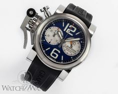 Graham Chronofighter Oversize Ranger #NewArrivals