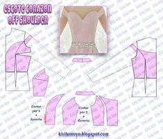 New womens clothing patterns easy 58 ideasideas dress pattern a line modaNo photo description available. Corset Sewing Pattern, Dress Sewing Patterns, Clothing Patterns, Pattern Draping, Bodice Pattern, Sewing Clothes, Diy Clothes, Sewing Hacks, Sewing Tutorials
