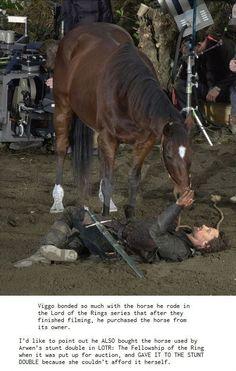 Good guy Aragorn