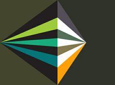 "Saatchi Art Artist Gary Andrew Clarke; New Media, ""Geometric"" #art"