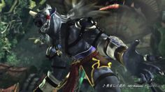Final Fantasy X - Kimahri