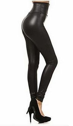 Sheng Xi Womens Girls High Waist Zipper Slim Fit Elegant SexyLeggings >>> You can find more details by visiting the image link. (This is an affiliate link) #GirlsinYogaPants