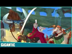 Gigantic - Hero Design Panel PAX Prime 2014 - YouTube