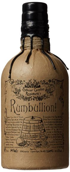 LIGHTNING DEAL ALMOST GONE LOWEST EVER AMAZON PRICE Rumbullion! 70cl NOW £23.77 delivered