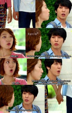 "Yong Hwa finally getting some love after the sadness of ""You're Beautiful"" le sigh 
