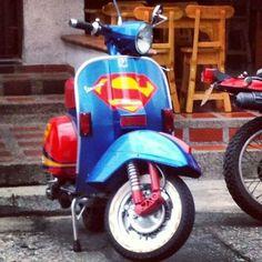Super Vespa