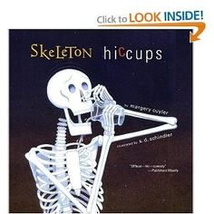 books about the human skeletal system for kids