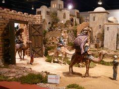 Belenes y decoración navideña en Nápoles ~ Nativity