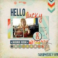 A Project by jubeefish from our Scrapbooking Gallery originally submitted 06/07/13 at 01:12 PM