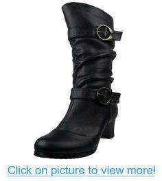 Kids Youth Girls' Knee High Low Heel Slouchy Boots Thick Heels, Low Heels, High Heel, Stylish Boots, Sexy Boots, Slouchy Boots, Kids Boots, Mid Calf Boots, Brown Suede