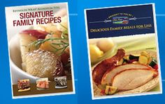 TODAY'S FREEBIE: Free Delicious Family Meals for Less cookbook    -- Serve your family a wholesome oven-cooked meal, without breaking the bank. Tasty and affordable oven-bag recipes created especially for you from the experts at Reynolds Kitchens.    PLUS: Signature Family Recipes - Delicious home-cooked meals for your family that are specially designed for today's busy cook.