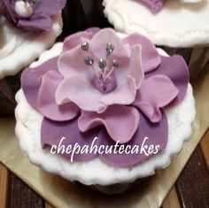 250 Purple Wedding Cupcakes Ideas - Bing Images