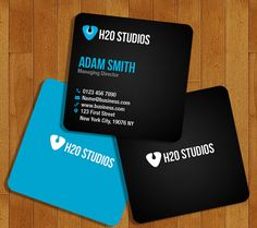 15 free creative business card templates for designers | Graphic design | Creative Bloq