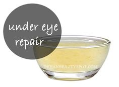 natural dark circle repair treatment