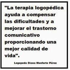 Logopedia y Esclerosis Múltiple por Log. Diana Monforte
