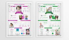 Infografika o dziecku #infografika #dziecko #infographic #kid #baby