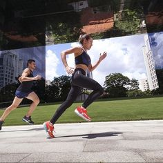 O cenário muda, a pista muda, as distâncias mudam, mas o seu maior adversário continua o mesmo: você. #noexcuses #running #corredoresderua