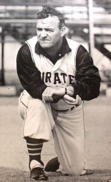 Danny Murtaugh - Born in Chester, PA. - Danny had a 29-year association with the Pittsburgh Pirates as a player and manager. He managed the Bucs for all or parts of 15 seasons during four different stints (1957–64), (1967), (1970–71), (1973–76). Murtaugh guided the team to two World Series championships (1960, 1971) and four Eastern Division titles (1970–71, 1974–75). His number 40 was retired by the Pirates on April 7, 1977.