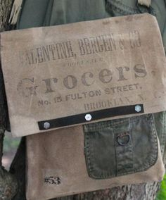 cinnamon creek dry goods | #53 Grocer Dirtbag....44-