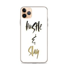 Hustle and Slay Bold White iPhone Case Cover |  #iphonecasecovers #iphonecasecoversproducts #iphonecasecoversphoneaccessories #iphonecasecoversawesome #iphonecasecoversdesign #iphonecasecoverscute #iphonecasecoversxr #iphonecasecute #iphonecaseforwomen #iphonecasecoversiphonexrmax #iphonecasecoversiphonexr #iphonecasecoversiphonex #iphonecasecoversiphonexs #iphonecasecoversiphone7 #iphonecasecoversiphone8 #iphonecasecoversiphone7plus #iphonecasecoversiphone8plus #iphonecasecoversiphone11promax Diy Best Friend Gifts, Diy Gifts For Girlfriend, Diy Gifts For Mom, Diy Holiday Gifts, White Iphone, Pink Iphone, Iphone 7, Iphone Cases Cute, Iphone Case Covers